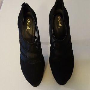 Qupid Stellito Heels